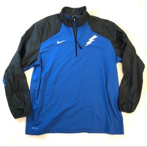 Nike Air Force Academy Blue Quarter Zip Pullover